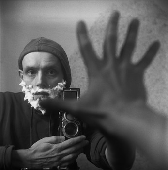 Саша (портрет с бородой) / Витебск, 2019