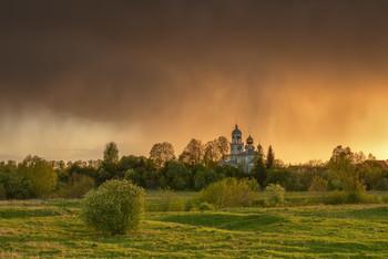 Золотые дожди... / Ярославщина