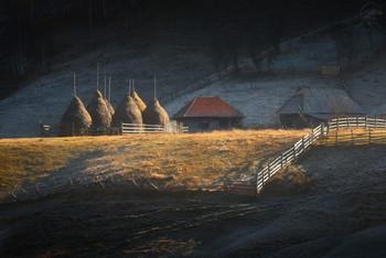 Румынские домики / Осень 2019
