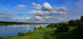 Из далека долго / Волга