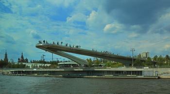 Парящий мост / Москва
