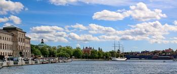 Стокгольм. / ***