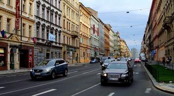 Улицы Праги / Чехия