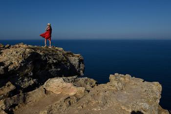 В ожидании Грея... / Остров Крым