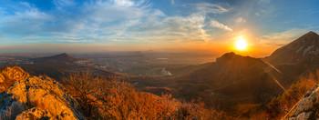 Про теплый октябрьский вечер / Гора Бештау, Кавказские Минеральные Воды