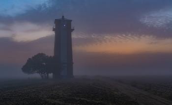 Рассвет у маяка / Хабловский задний маяк