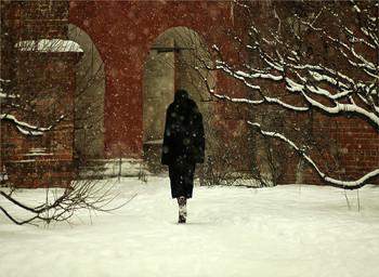 / Зима, одиночество..