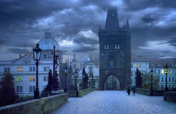 Прага вне времени / Карлов мост, Прага