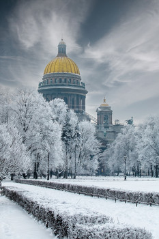 / Исаакиевский собор, Санкт-Петербург