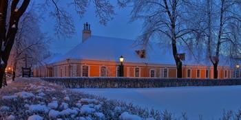 Зимний рассвет... / Снежное утро
