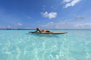 Мальдивы / отдых на Мальдивах на деньги с фотостока
