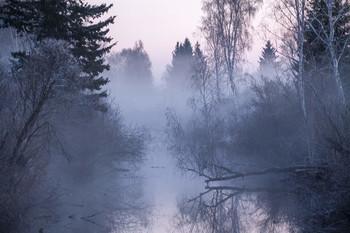 Синий туман.... / ***