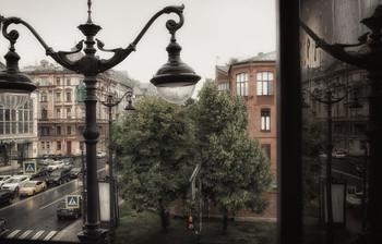 Не так важна погода за окном, как ваше отношение к ней... / Жизнь за окном.