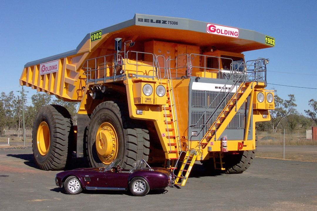 мой самый большой автомобиль в мире фото скором будущем