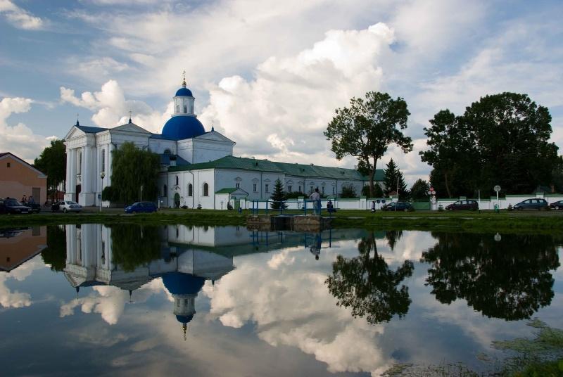 Жировицкий монастырь картинки