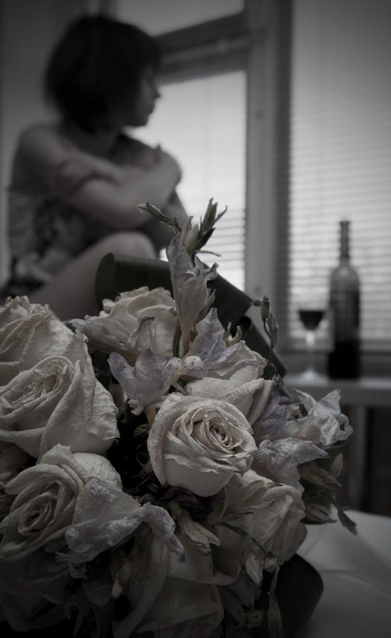 грустные цветы фото бесплатные обои для