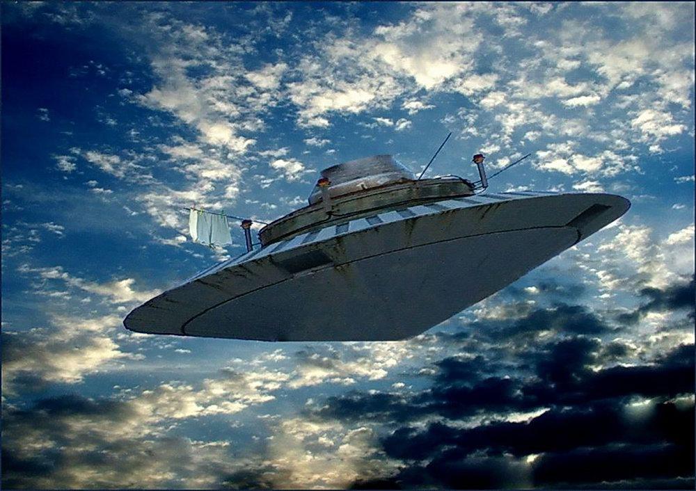 Картинка корабль инопланетян