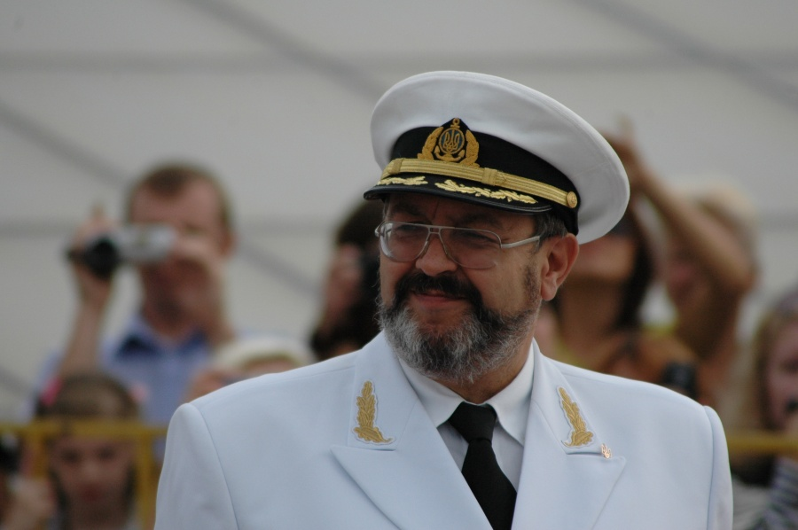 Фото капитана торгового флота