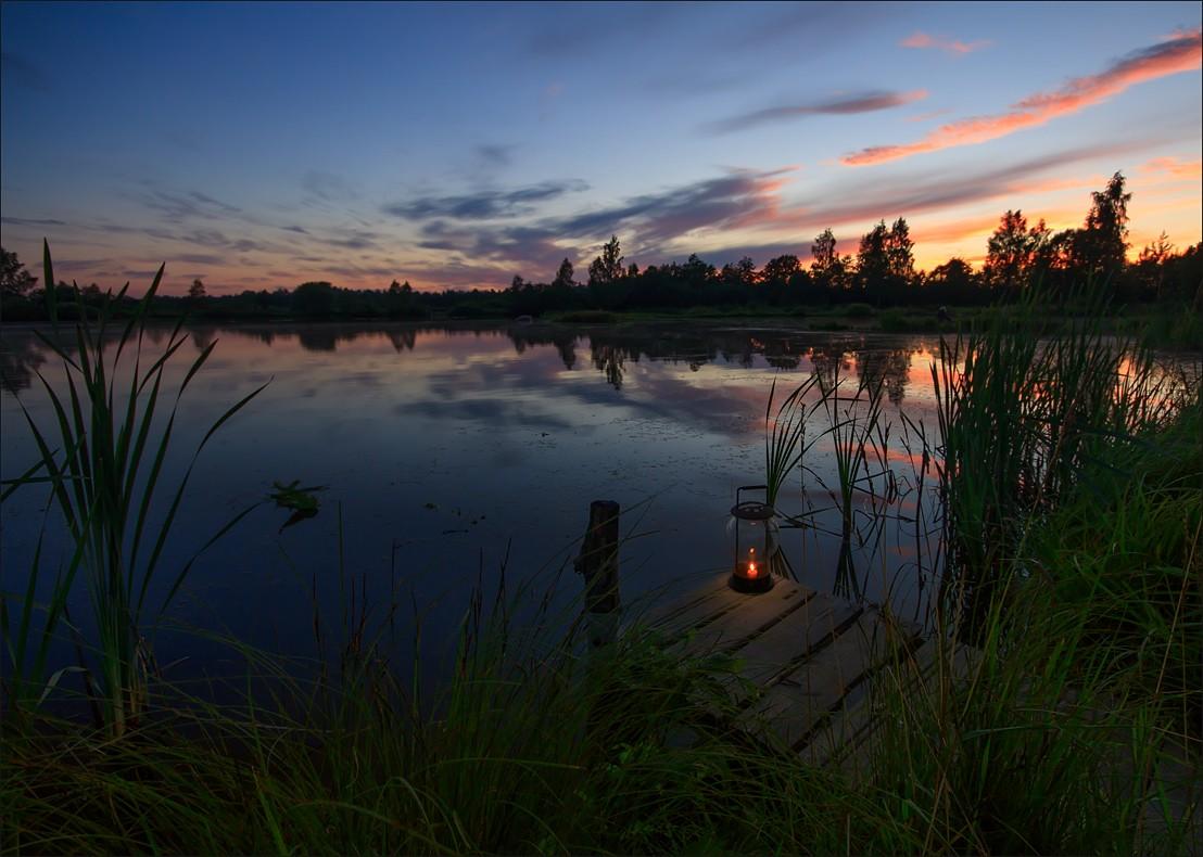 Картинки тихий вечер