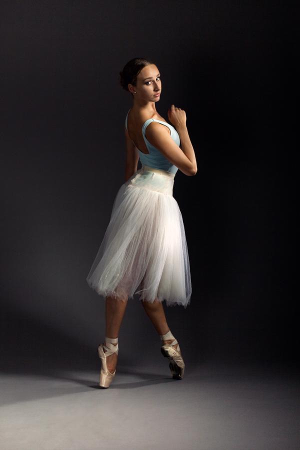 Фотостудия для балерин семь