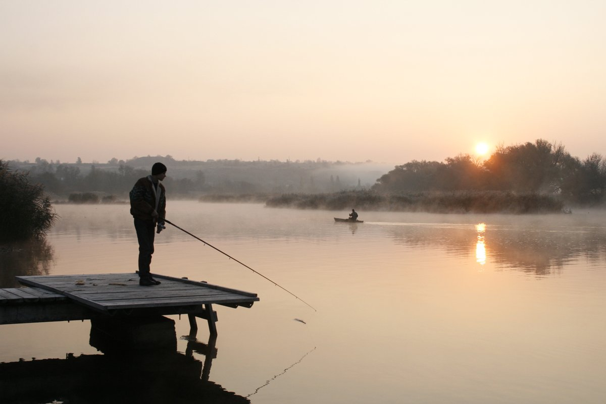 нашей доброе утро рыболовы картинки этот