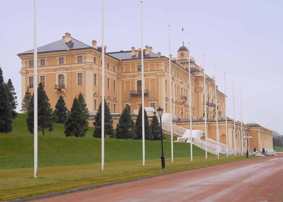 Константиновский дворец фото и отзывы