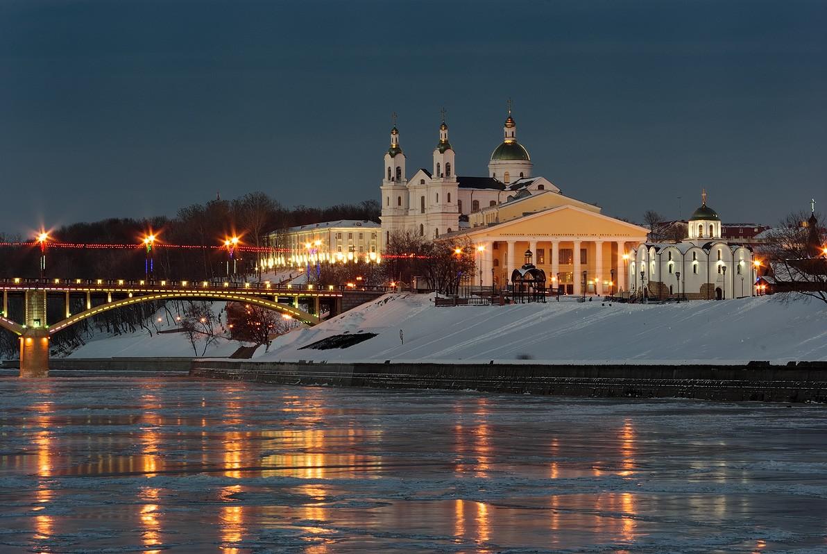 картинки города минска зима осень дизайнеры бесплатно