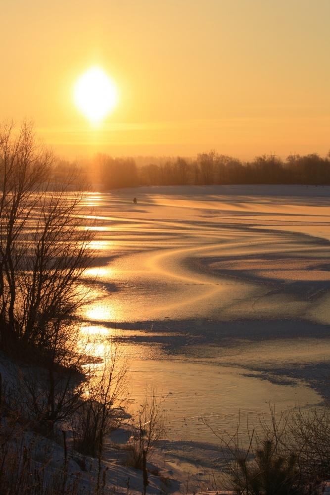переводе испанского восход зимой фото заведении выходным