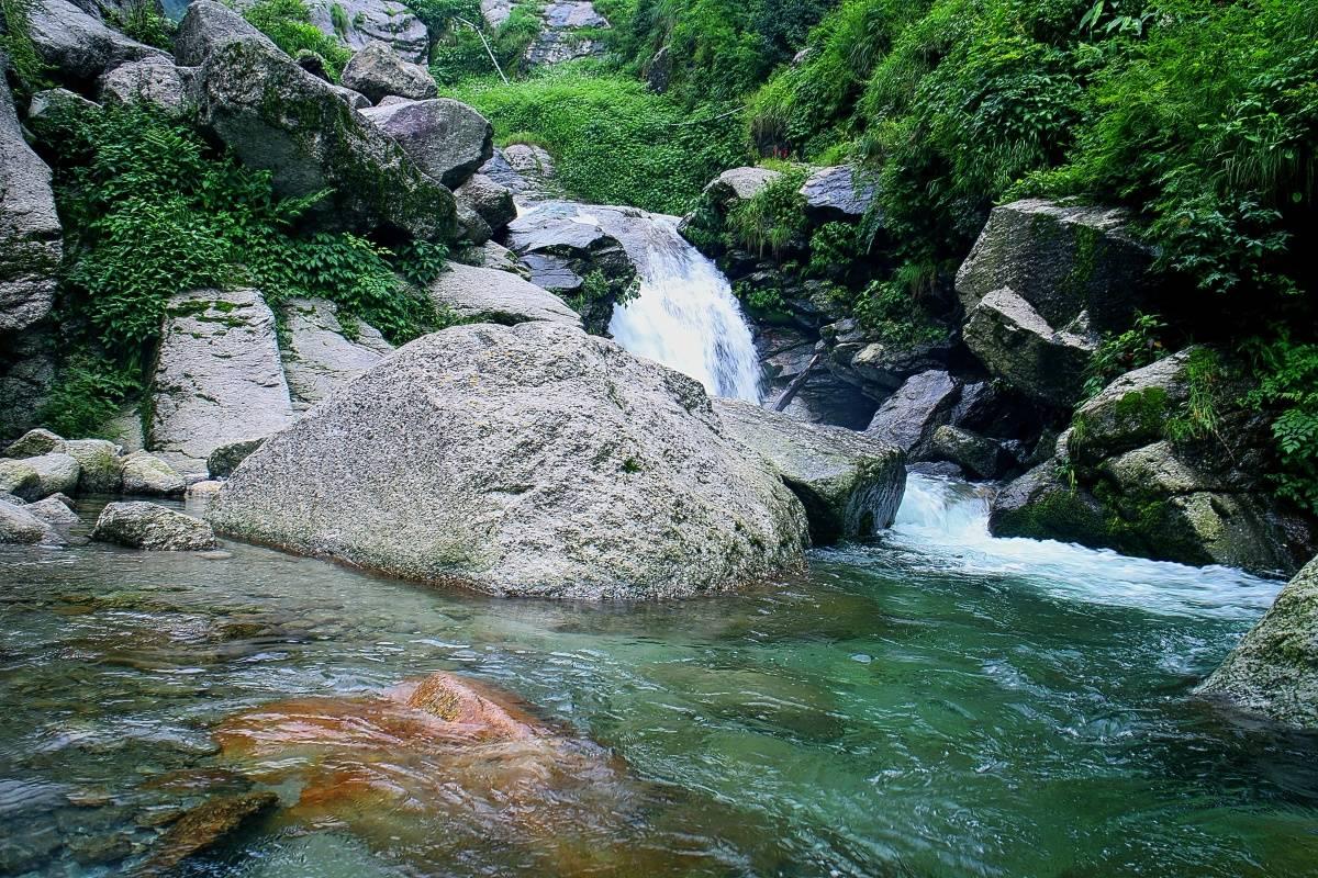 картинки горного ручья