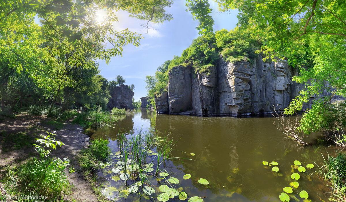 вооруженных картинки красивые места украины когда