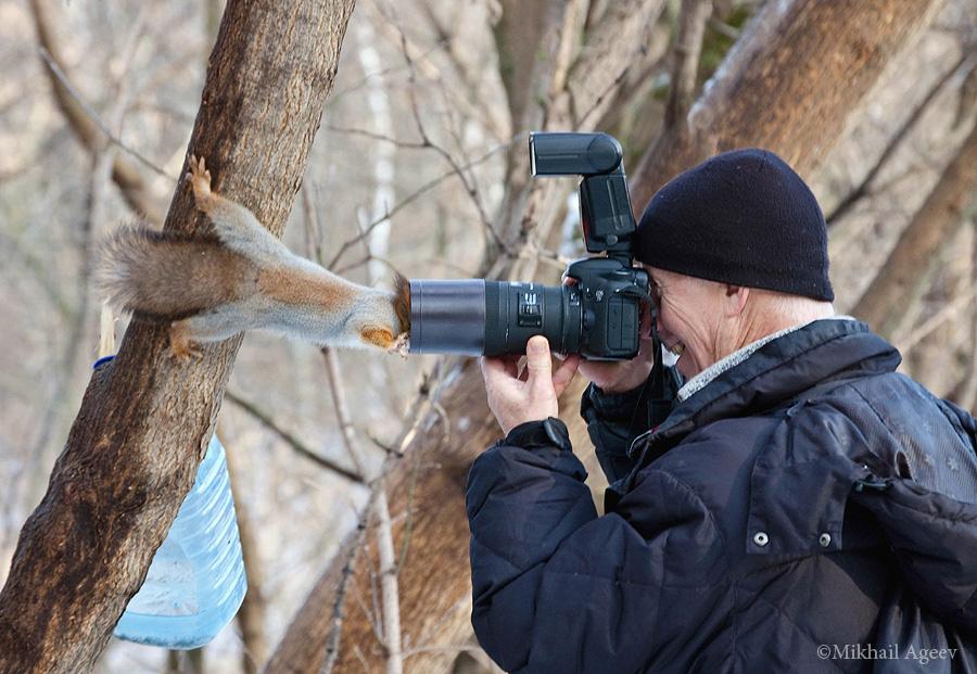 Смешная картинка любопытство