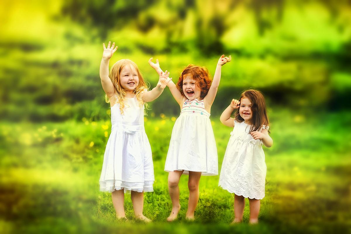 Радость ребенка картинки