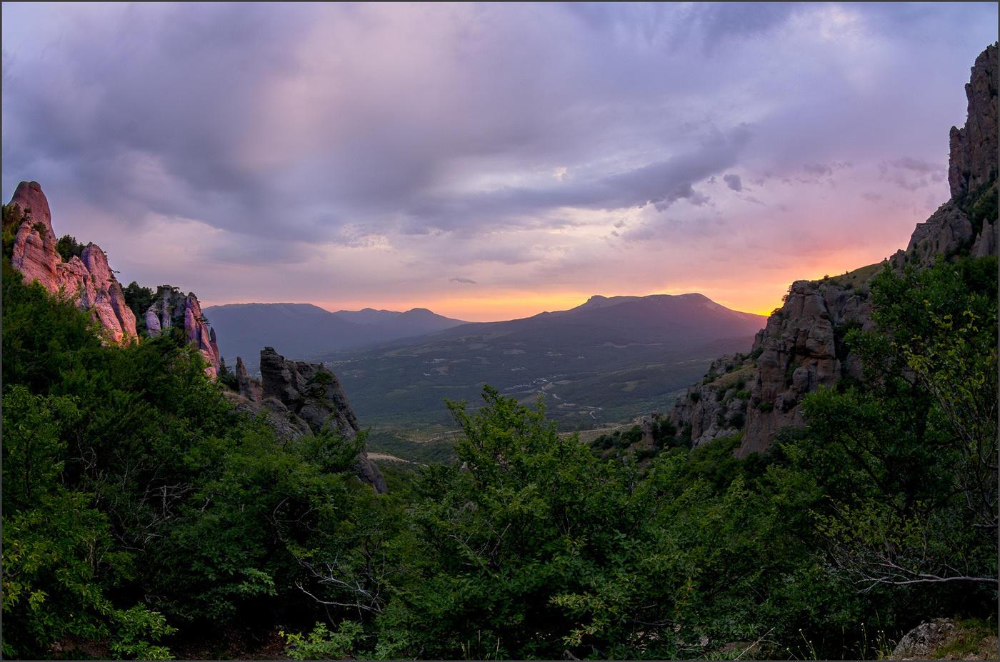 Картинки горы крыма с названиями