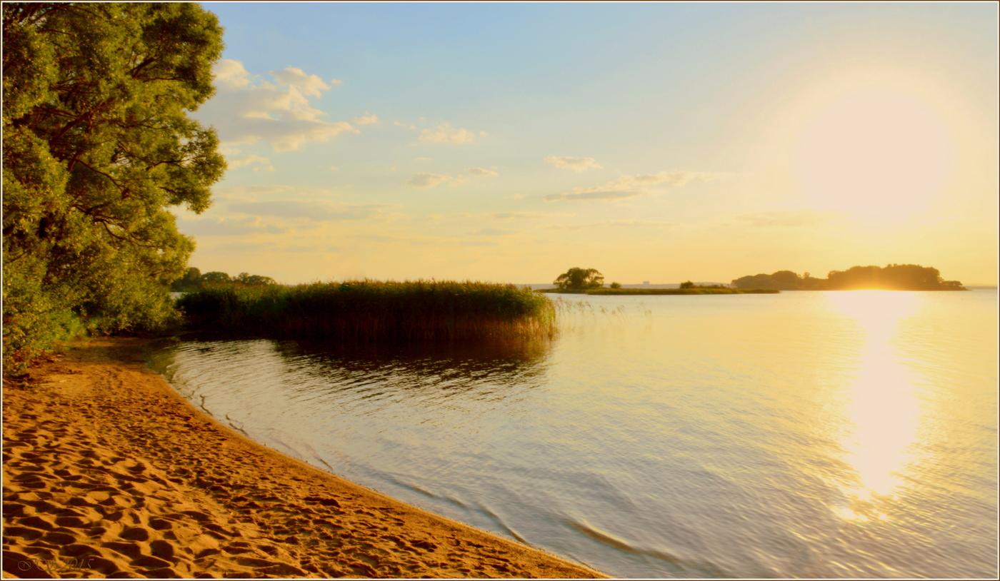 минское море отдых фото