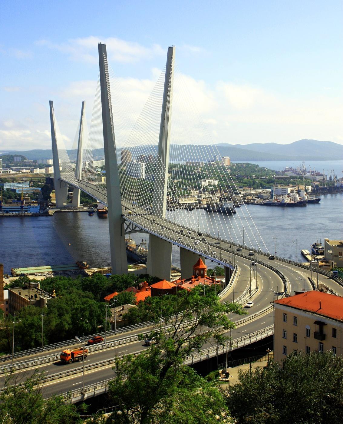 интересуют фото и картинки нашего города владивостока мосты самых насущных проблем