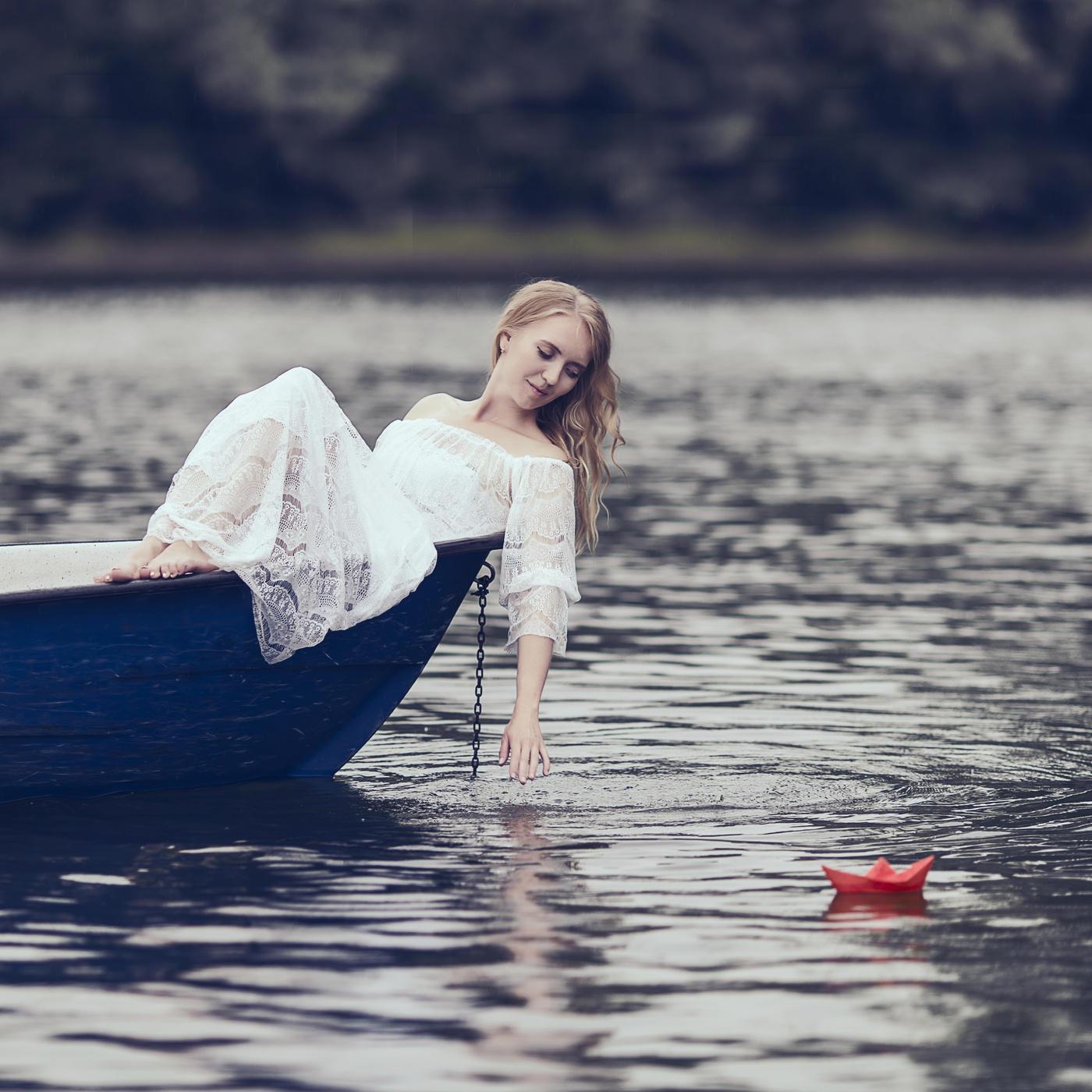 как одеться для фотосессии в лодке начинкой