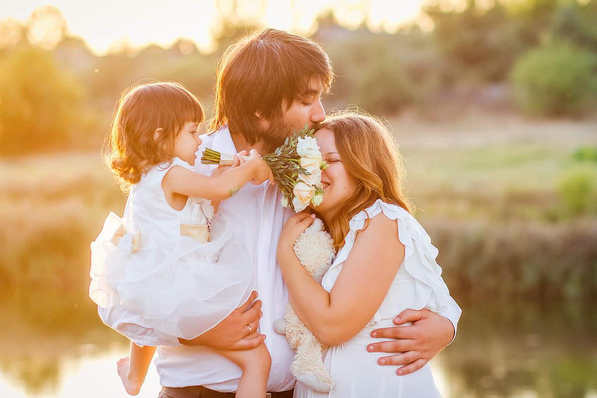 Прикольные картинки семейного счастья