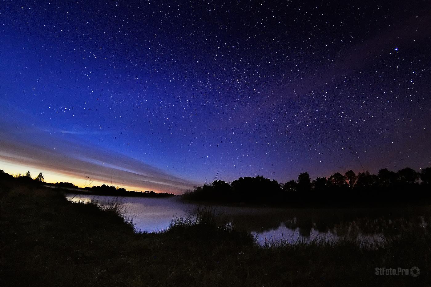 картинка ясное ночное небо учителя русского