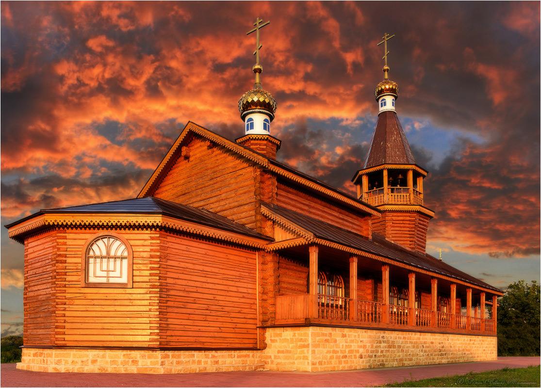 картинки маленьких церквей путь