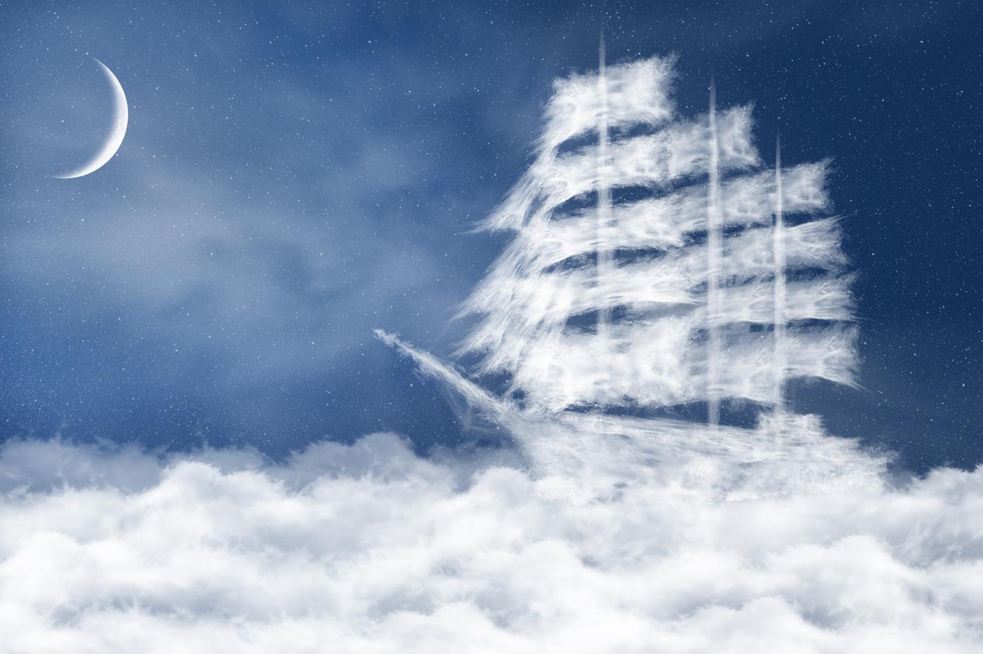 длинные постеры черно-белые кораблики изделия камнями также