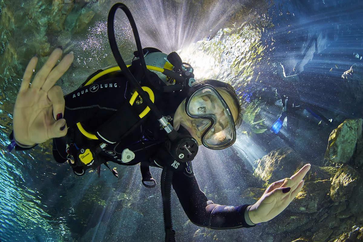 Днем рождения, смешные подводные картинки