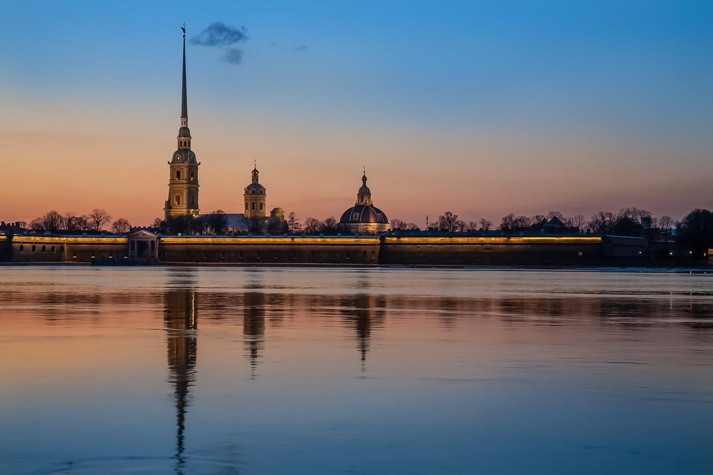 картинки санкт петербурга петропавловская крепость утяжелять вид