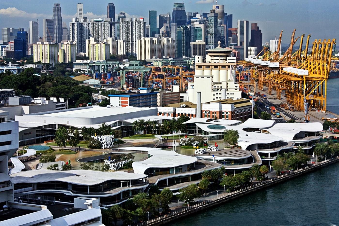 город сингапур фото для девушек женщин