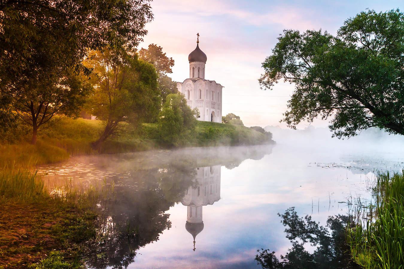 картинки церквей на природе