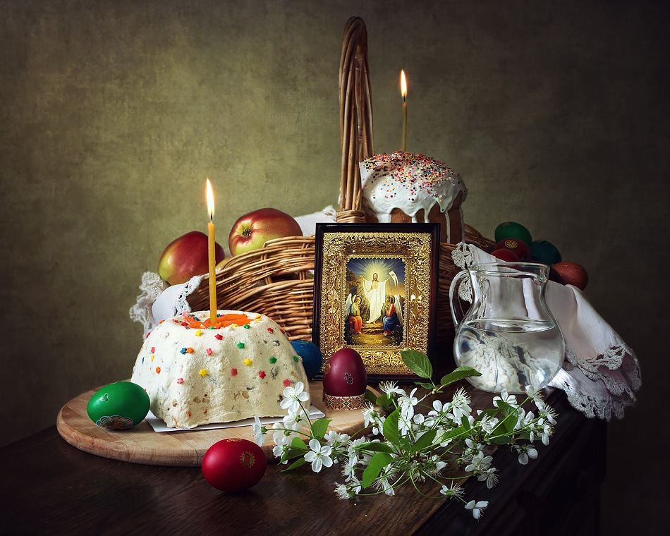 Технологии открытка, христос воскрес православные картинка