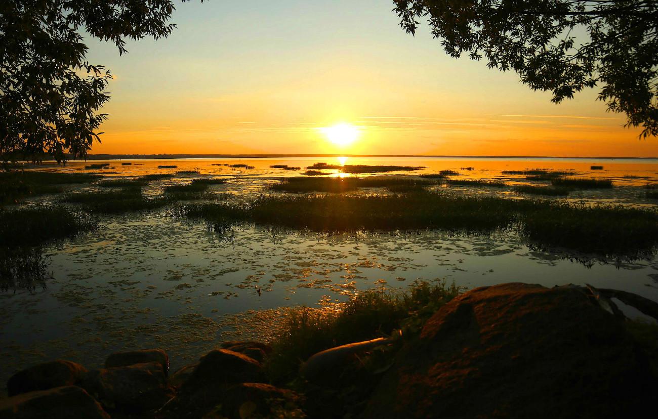 этого наложили плещеево озеро ночью фото картинки любовалась