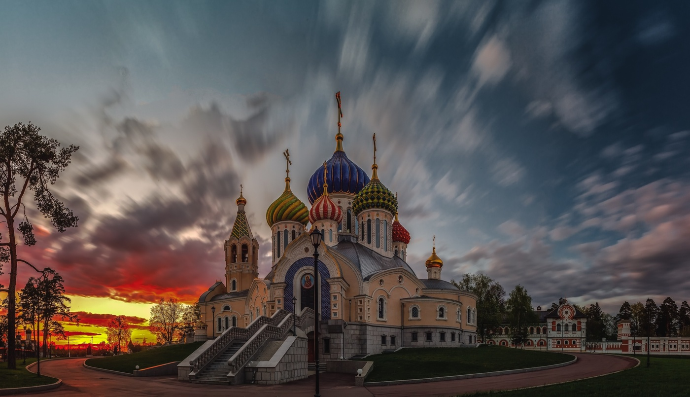 Картинки храмы россии красивые