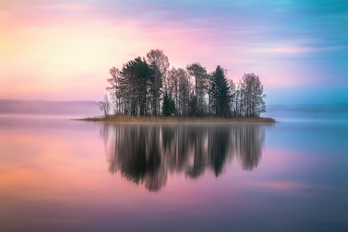 Открытки озеро селигер, днем рождения