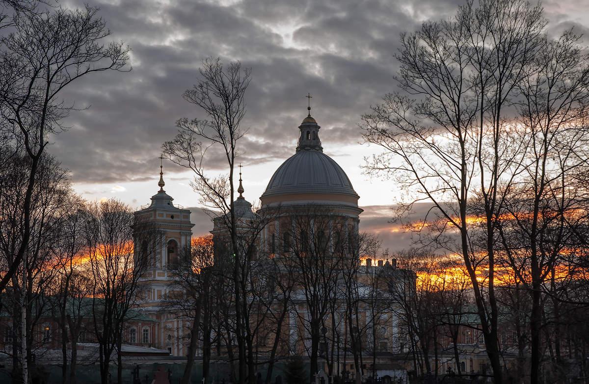 Александро-невская лавра спб картинка