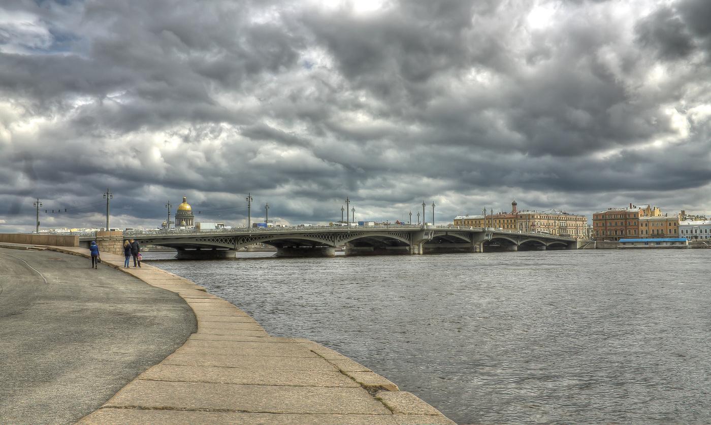 новоникольский мост фотографии спб